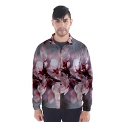 PLUM BLOSSOMS Wind Breaker (Men)