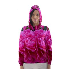 PAEONIA ELEANOR Hooded Wind Breaker (Women)