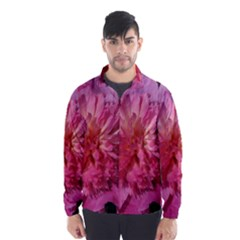 PAEONIA CORAL Wind Breaker (Men)
