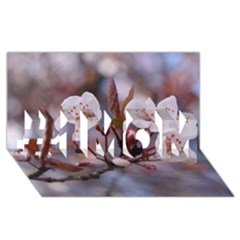 CHERRY BLOSSOMS #1 MOM 3D Greeting Cards (8x4)