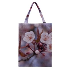 Cherry Blossoms Classic Tote Bags