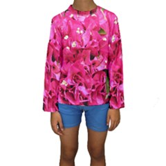BOUGAINVILLEA Kid s Long Sleeve Swimwear