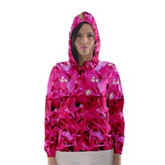 BOUGAINVILLEA Hooded Wind Breaker (Women)