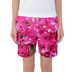 Bougainvillea Women s Basketball Shorts