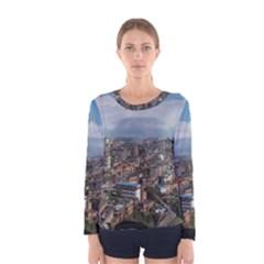 Yuanyang County Women s Long Sleeve T Shirts