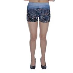 YUANYANG COUNTY Skinny Shorts