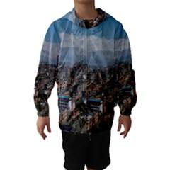 YUANYANG COUNTY Hooded Wind Breaker (Kids)