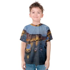 VENICE CANAL Kid s Cotton Tee