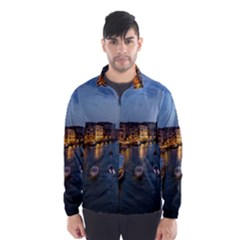 VENICE CANAL Wind Breaker (Men)