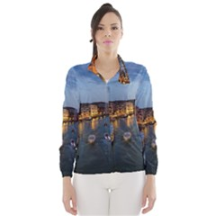 VENICE CANAL Wind Breaker (Women)