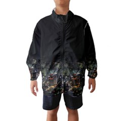 SEOUL NIGHT LIGHTS Wind Breaker (Kids)