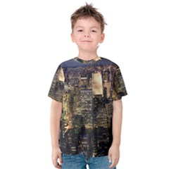 NEW YORK 1 Kid s Cotton Tee