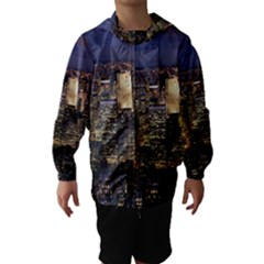 New York 1 Hooded Wind Breaker (kids)