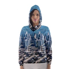 MIAMI Hooded Wind Breaker (Women)