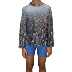 MANHATTAN 2 Kid s Long Sleeve Swimwear