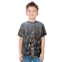 Manhattan 2 Kid s Cotton Tee