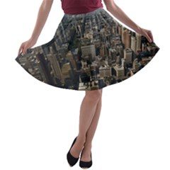 MANHATTAN 2 A-line Skater Skirt