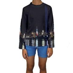 MANHATTAN 1 Kid s Long Sleeve Swimwear