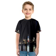 MANHATTAN 1 Kid s Sport Mesh Tees