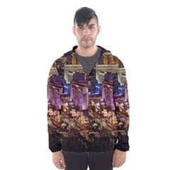 Las Vegas 2 Hooded Wind Breaker (men)