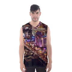 LAS VEGAS 2 Men s Basketball Tank Top