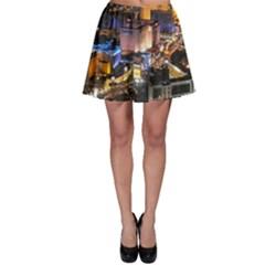 Las Vegas 1 Skater Skirts