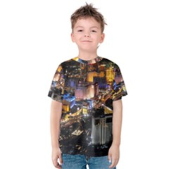 LAS VEGAS 1 Kid s Cotton Tee