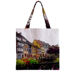 Colmar France Grocery Tote Bags