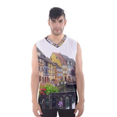 COLMAR FRANCE Men s Basketball Tank Top