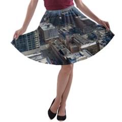 CHICAGO A-line Skater Skirt