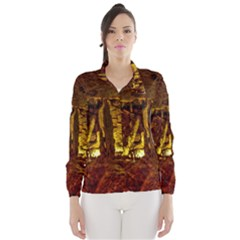 VOLCANO CAVE Wind Breaker (Women)