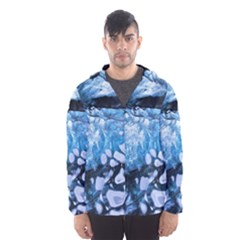 SVMNAFELLSJVKULL Hooded Wind Breaker (Men)