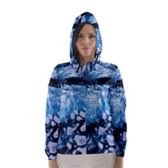 SVMNAFELLSJVKULL Hooded Wind Breaker (Women)