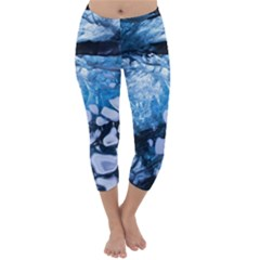SVMNAFELLSJVKULL Capri Winter Leggings