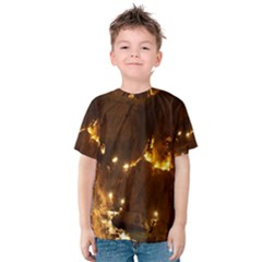 Skocjan Caves Kid s Cotton Tee