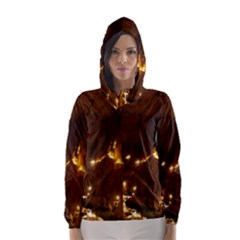 SKOCJAN CAVES Hooded Wind Breaker (Women)