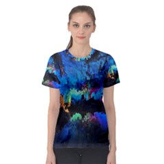 Reed Flute Caves 2 Women s Sport Mesh Tees