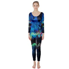 Reed Flute Caves 2 Long Sleeve Catsuit