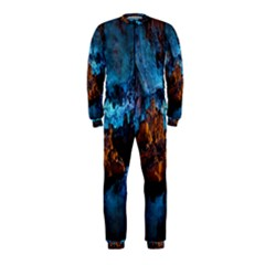 Reed Flute Caves 1 Onepiece Jumpsuit (kids)