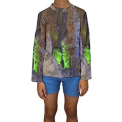 PHONG NHA-KE BANG 2 Kid s Long Sleeve Swimwear