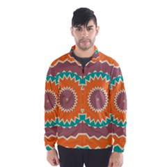 Hypnotic Star Wind Breaker (men)
