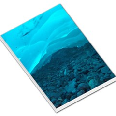 MENDENHALL ICE CAVES 1 Large Memo Pads