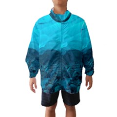 MENDENHALL ICE CAVES 1 Wind Breaker (Kids)