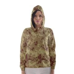 Deserttarn Hooded Wind Breaker (women)