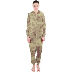 Deserttarn Hooded Jumpsuit (ladies)