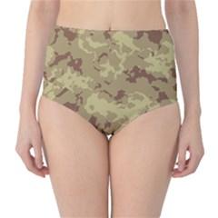 DesertTarn High-Waist Bikini Bottoms
