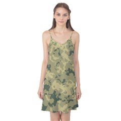 Greencamouflage Camis Nightgown