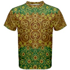 The Gothic Starry Night Men s Cotton Tee