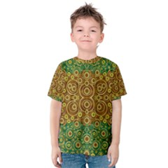 The Gothic Starry Night Kid s Cotton Tee