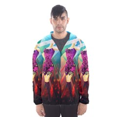 The Dreamer Hooded Wind Breaker (Men)